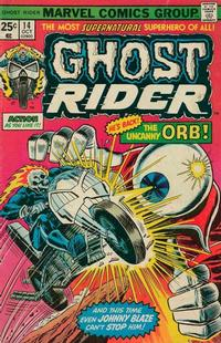 Cover Thumbnail for Ghost Rider (Marvel, 1973 series) #14 [Regular Edition]