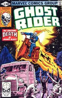 Cover Thumbnail for Ghost Rider (Marvel, 1973 series) #42 [Direct]