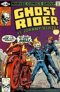 Cover Thumbnail for Ghost Rider (Marvel, 1973 series) #43 [Direct]