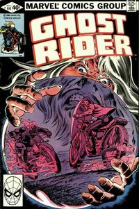 Cover Thumbnail for Ghost Rider (Marvel, 1973 series) #44 [Direct]