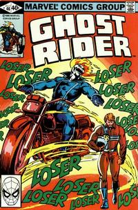 Cover Thumbnail for Ghost Rider (Marvel, 1973 series) #46 [Direct]