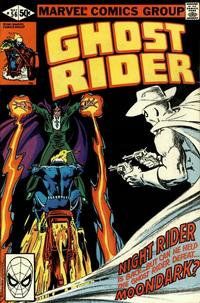 Cover Thumbnail for Ghost Rider (Marvel, 1973 series) #56 [Direct Edition]