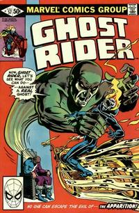 Cover Thumbnail for Ghost Rider (Marvel, 1973 series) #57 [Direct Edition]