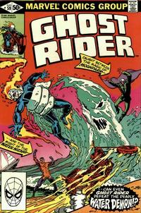 Cover Thumbnail for Ghost Rider (Marvel, 1973 series) #59 [Direct Edition]