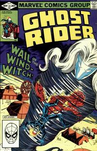 Cover Thumbnail for Ghost Rider (Marvel, 1973 series) #66 [Direct Edition]