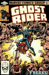 Cover Thumbnail for Ghost Rider (Marvel, 1973 series) #70 [Direct Edition]