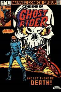 Cover Thumbnail for Ghost Rider (Marvel, 1973 series) #81 [Direct Edition]
