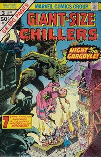 Cover Thumbnail for Giant-Size Chillers (Marvel, 1975 series) #3