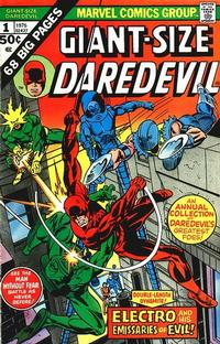 Cover Thumbnail for Giant-Size Daredevil (Marvel, 1975 series) #1