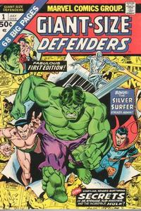 Cover Thumbnail for Giant-Size Defenders (Marvel, 1974 series) #1