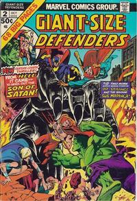 Cover Thumbnail for Giant-Size Defenders (Marvel, 1974 series) #2