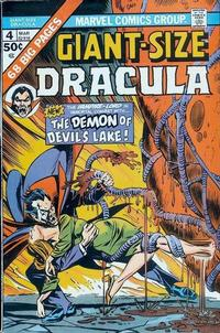 Cover Thumbnail for Giant-Size Dracula (Marvel, 1974 series) #4