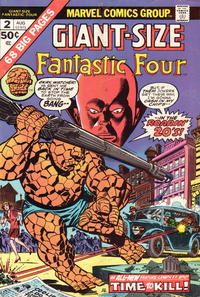 Cover Thumbnail for Giant-Size Fantastic Four (Marvel, 1974 series) #2