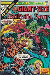 Cover Thumbnail for Giant-Size Fantastic Four (Marvel, 1974 series) #6