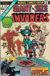 Cover Thumbnail for Giant-Size Invaders (Marvel, 1975 series) #1