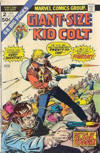 Cover Thumbnail for Giant-Size Kid Colt (Marvel, 1975 series) #2