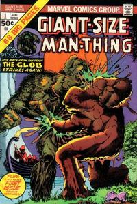Cover Thumbnail for Giant-Size Man-Thing (Marvel, 1974 series) #1