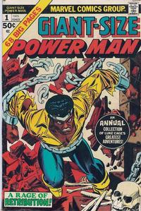 Cover Thumbnail for Giant-Size Power Man (Marvel, 1975 series) #1