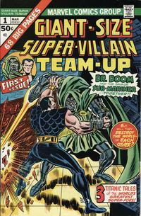 Cover Thumbnail for Giant-Size Super-Villain Team-Up (Marvel, 1975 series) #1