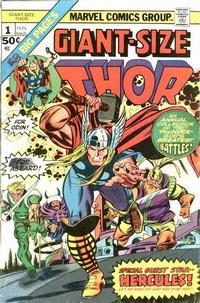 Cover Thumbnail for Giant-Size Thor (Marvel, 1975 series) #1