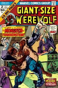 Cover Thumbnail for Giant-Size Werewolf (Marvel, 1974 series) #2