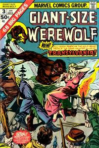 Cover Thumbnail for Giant-Size Werewolf (Marvel, 1974 series) #3