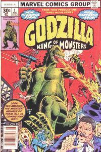 Cover Thumbnail for Godzilla (Marvel, 1977 series) #1 [30¢]