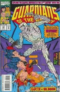Cover Thumbnail for Guardians of the Galaxy (Marvel, 1990 series) #39