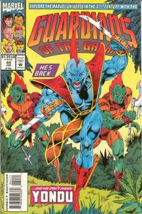 Cover Thumbnail for Guardians of the Galaxy (Marvel, 1990 series) #44