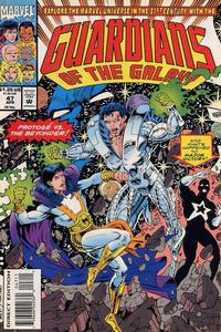 Cover Thumbnail for Guardians of the Galaxy (Marvel, 1990 series) #47