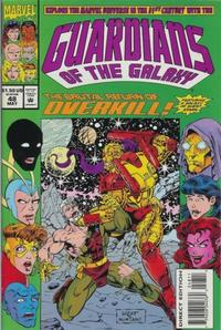 Cover Thumbnail for Guardians of the Galaxy (Marvel, 1990 series) #48