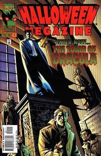 Cover Thumbnail for Halloween Megazine (Marvel, 1996 series) #1