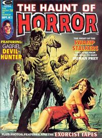 Cover Thumbnail for Haunt of Horror (Marvel, 1974 series) #3