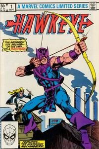 Cover Thumbnail for Hawkeye (Marvel, 1983 series) #1 [Direct]