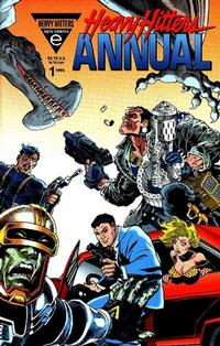 Cover Thumbnail for Heavy Hitters Annual (Marvel, 1993 series) #1