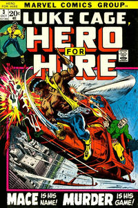 Cover Thumbnail for Hero for Hire (Marvel, 1972 series) #3