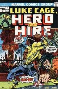 Cover Thumbnail for Hero for Hire (Marvel, 1972 series) #7