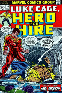 Cover Thumbnail for Hero for Hire (Marvel, 1972 series) #10