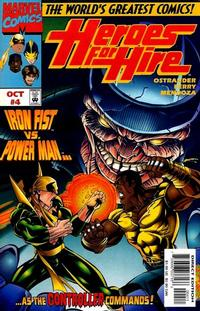 Cover Thumbnail for Heroes for Hire (Marvel, 1997 series) #4 [Direct Edition]