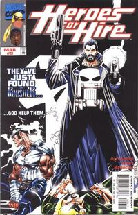 Cover Thumbnail for Heroes for Hire (Marvel, 1997 series) #9
