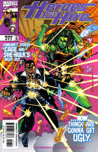 Cover Thumbnail for Heroes for Hire (Marvel, 1997 series) #17
