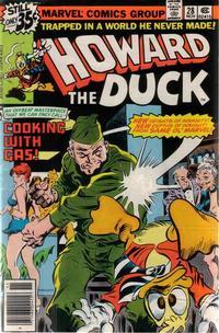 Cover Thumbnail for Howard the Duck (Marvel, 1976 series) #28