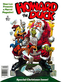 Cover Thumbnail for Howard the Duck (Marvel, 1979 series) #3