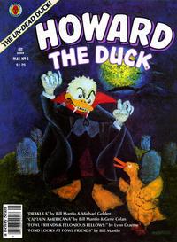 Cover Thumbnail for Howard the Duck (Marvel, 1979 series) #5