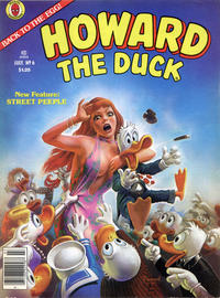 Cover Thumbnail for Howard the Duck (Marvel, 1979 series) #6