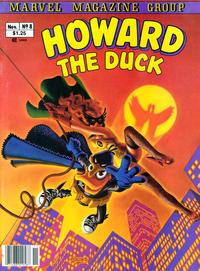 Cover Thumbnail for Howard the Duck (Marvel, 1979 series) #8