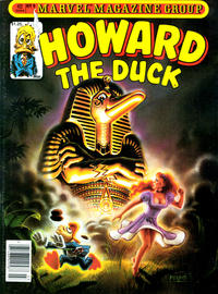 Cover Thumbnail for Howard the Duck (Marvel, 1979 series) #9