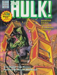 Cover Thumbnail for Hulk (Marvel, 1978 series) #11