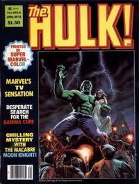 Cover Thumbnail for Hulk (Marvel, 1978 series) #14