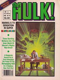 Cover Thumbnail for Hulk (Marvel, 1978 series) #19